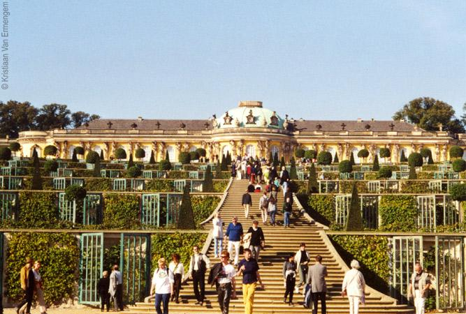 Lista del Patrimonio Mundial. Potsdam1