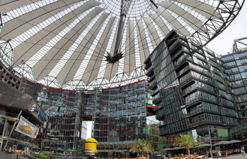Berlin potsdammer platz