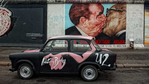 Dos dias en Berlin: East Side Gallery