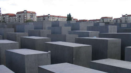 Memorial Holocausto Berlin