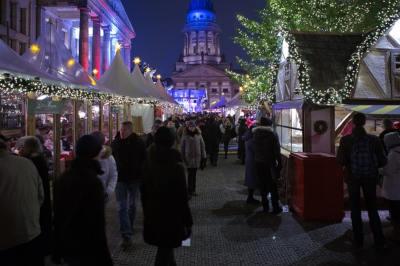 Mercado de Navidad Berlin
