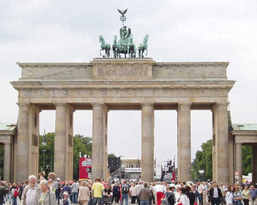Berlín en un día